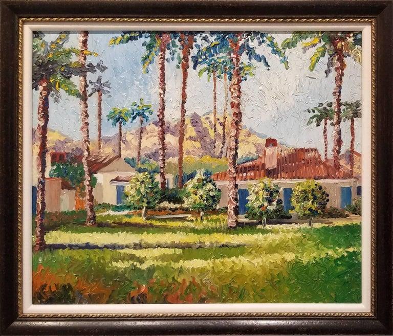 James M. Bullock Landscape Painting - La Quinta #1