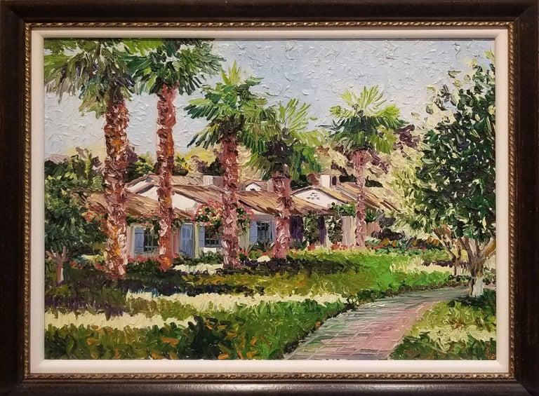 James M. Bullock Landscape Painting - La Quinta #4