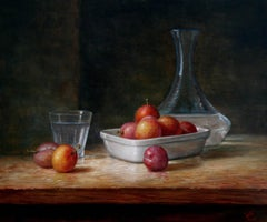 Carafe With Plums