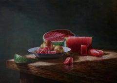 Watermelon Still-Life