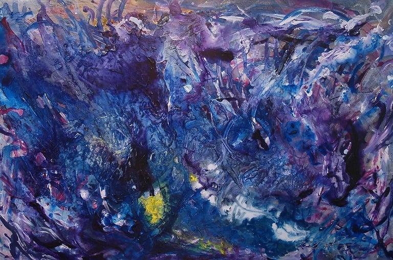 Emotions - Mixed Media Art by Bereniche Aguiar