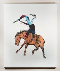 Two Crane Cowboy