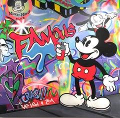 Nelson De La Nuez, Famous: Mickey