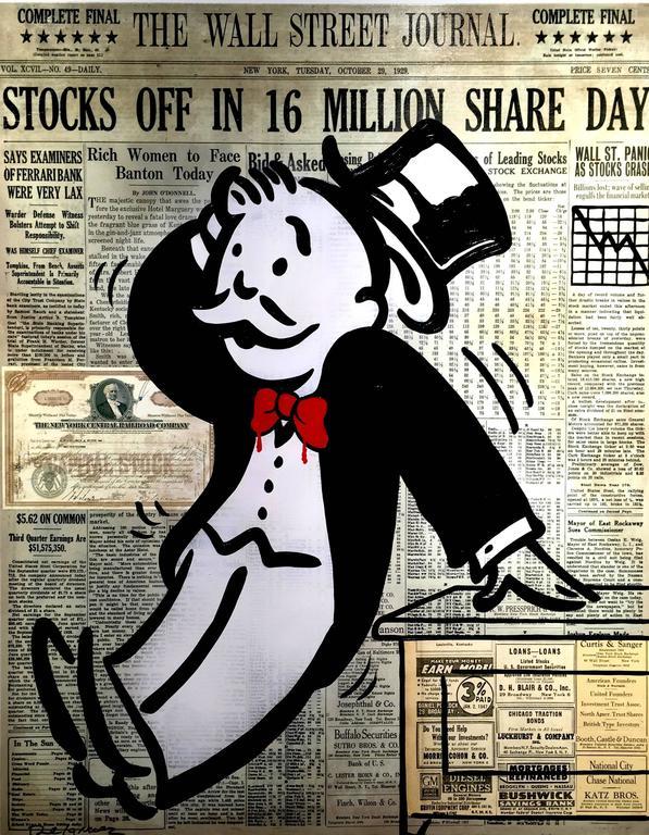 Nelson De La Nuez, Wall Street Jitters