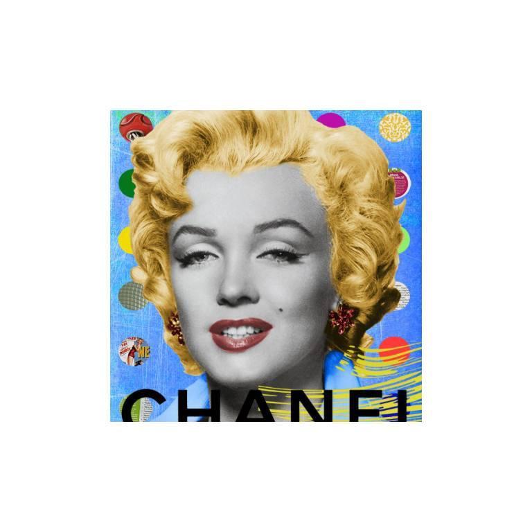 Nelson De La Nuez, Marilyn Chanel