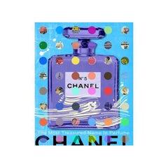 Nelson De La Nuez, Chanel #5: Blue