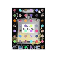 Chanel #5 Black: Grey Bottle