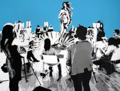 Rich Simmons, The Life Drawing Class