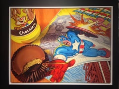 Doug Bloodworth, Captain America