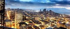David Drebin, San Francisco Dusk
