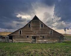 Cash Maier Barn, Shadbolt Ranch, Cherry County, Nebraska