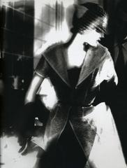 Mary Jane Russell, Le Pavillion, New York. Harpers Bazaar