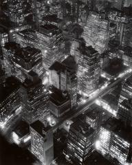 Bernice Abbott - New York at Night