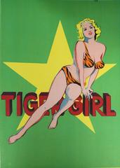 Tiger Girl from 1 Cent Life