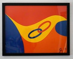 Alexander Calder - Friendship Rings