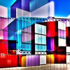 Cargo Blocks - Limited Platinum Edition of 149