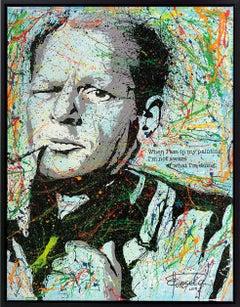Jackson Pollock - Limited Platinum Edition of 99