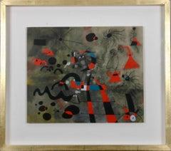 The Constellations: L'Echelle de L'Evasion / The Escape Ladder, Plt. II