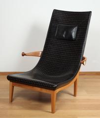 Senna Lounge Chair, Cassina , Italy