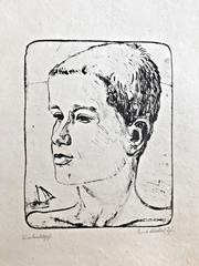 Knabenkopf (Boy head)