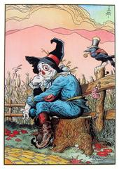William Stout - Scarecrow of OZ