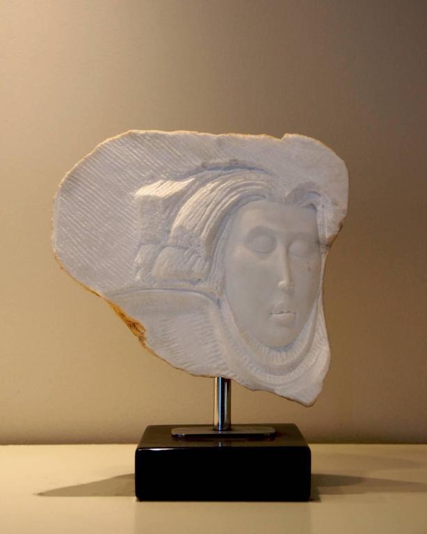 Neriad - Sculpture by Bela Bacsi