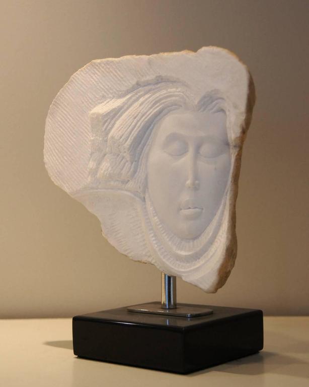 Neriad - Realist Sculpture by Bela Bacsi
