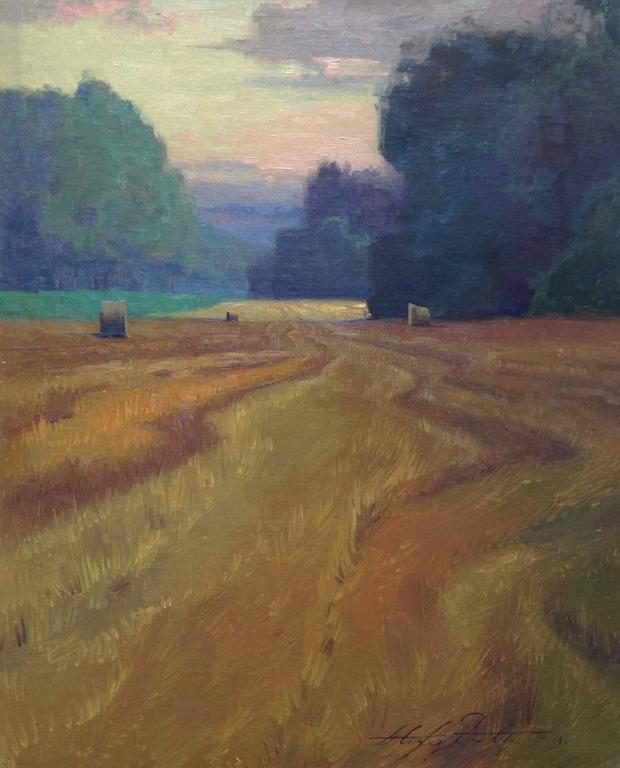 Burgundy Fields
