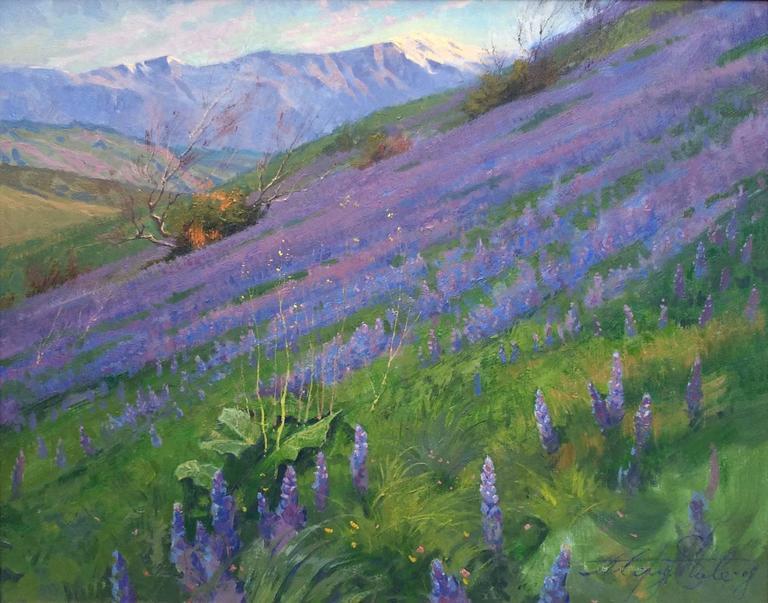Alexey Steele - Purple Wonder; Irvine Land Preserve 1