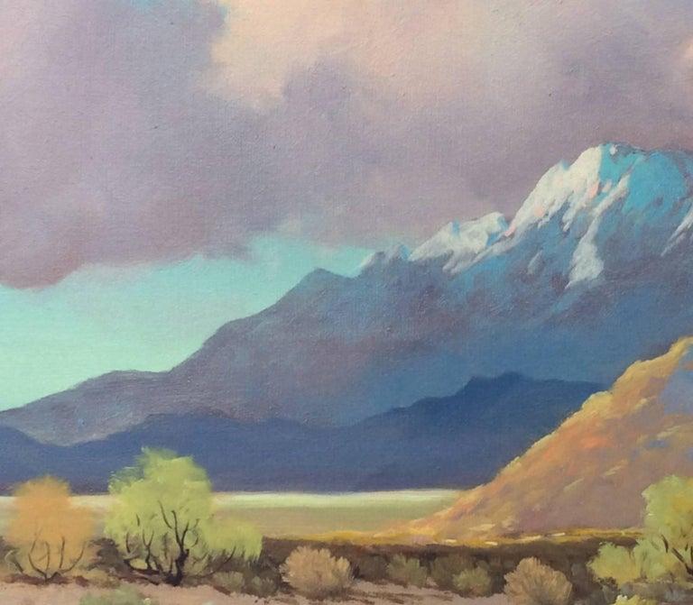 George Sanders Bickerstaff Untitled Smoke Tree Palm Springs C 1930 For Sale At 1stdibs