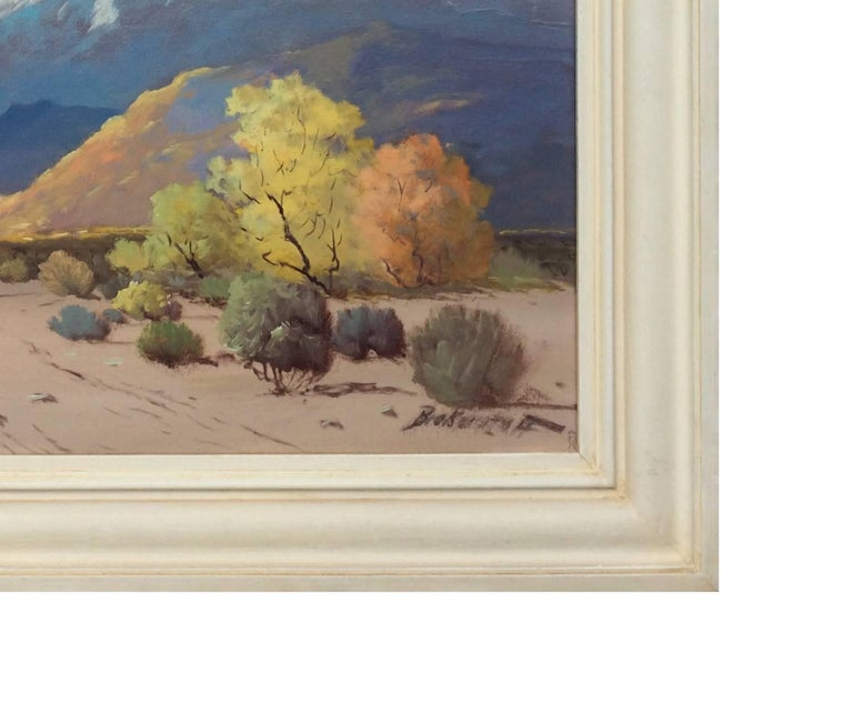 George Sanders Bickerstaff Untitled Smoke Tree Palm Springs C 1930 For Sale At 1stdibs