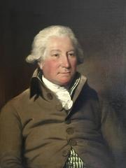 East India Company Portrait of Andrew Moffat by Lemuel Francis Abbott RA