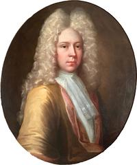 Portrait of a Gentleman Attributed to John Closterman