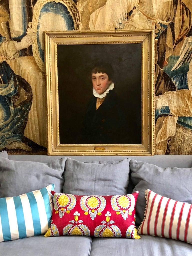Portrait of a Regency Boy For Sale 1