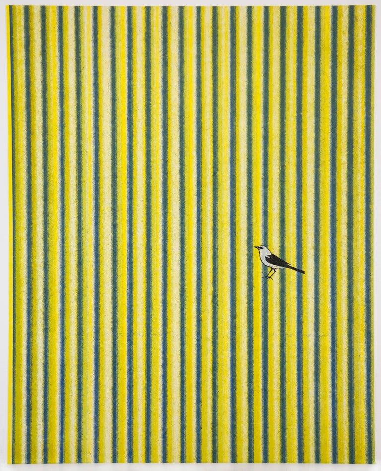 Untitled - Print by Ross Bleckner