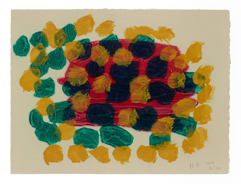 Howard Hodgkin - Foreign Garden 1