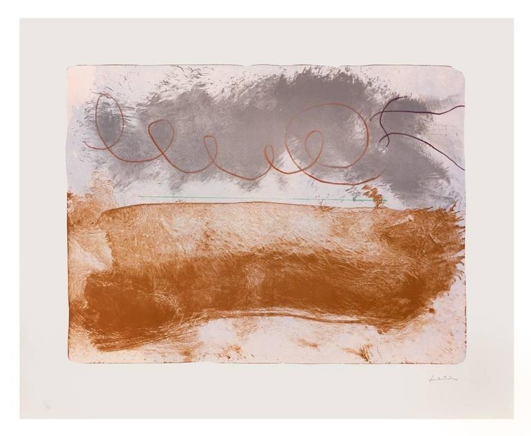 Helen Frankenthaler - Vuillard's Chariot 1