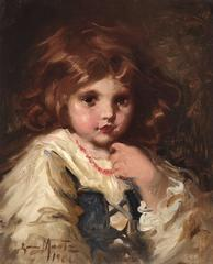 Portrait of a Little Girl 1906