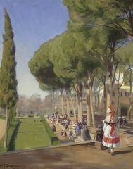 Summer Day, Villa Borghese, Rome