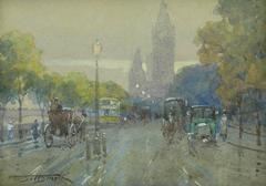 The Embankment, London