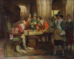 Signing of the Charters