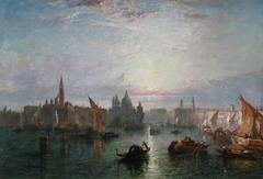 Towards Evening, Venice