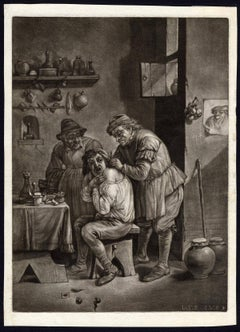 Untitled - A physician at work.