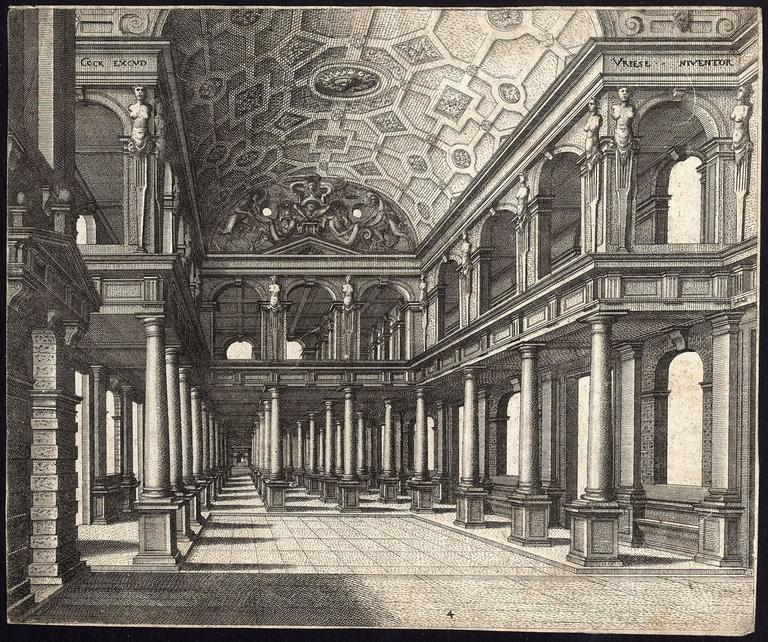 Untitled - A gallery with many columns.