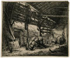 Untitled - The barn.