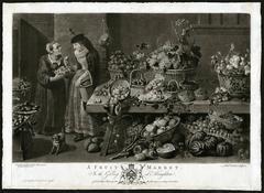 A Fruit Market