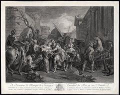 Les Adieux d' Hector et d' Andromaque