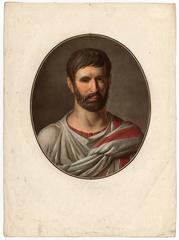 Untitled - Portrait of Lucius Junius Brutus.