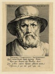 Theodorus Coornhertius Amstelredamus.