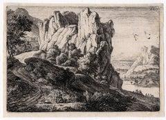 Untitled - Barren rocks.